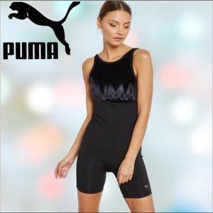 Puma Jumpsuit Black Velvet Small S/P